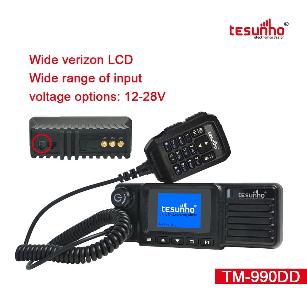 Truck MountedRadio New Model High Tech TM-990DD