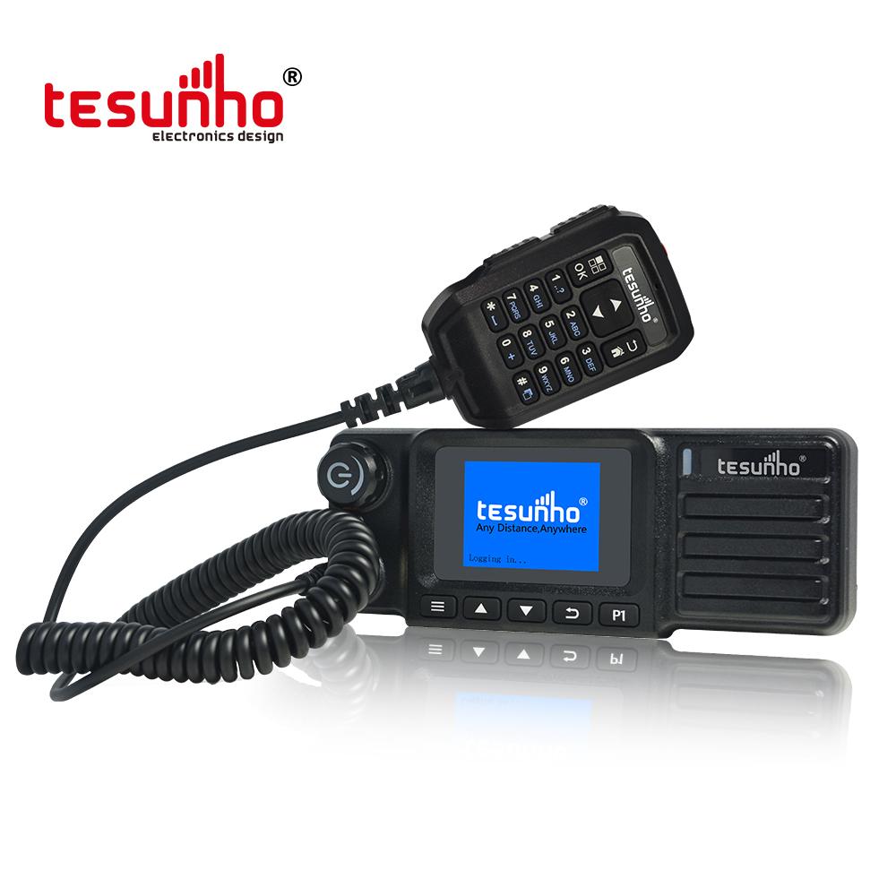 TM990D Tesunho Dual Mode PoC Portofoon  For Truck