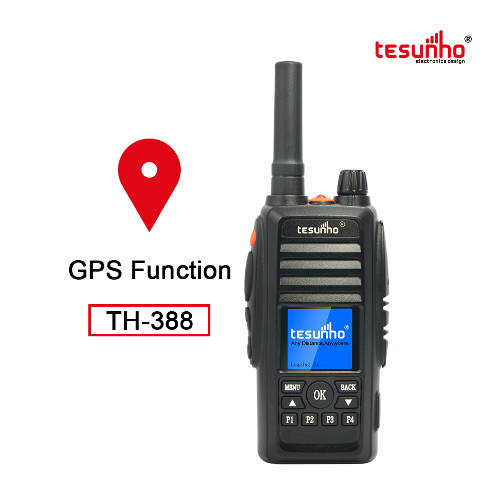 Tesunho Heavy Duty 100km 2 Way Radio TH-388