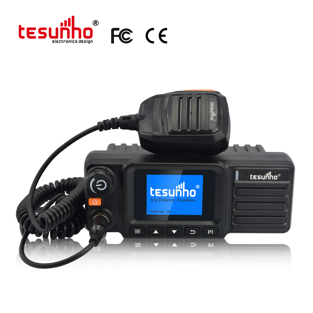 SOS GPS Ip Two Way Radio For Taxi