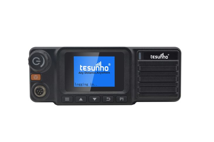 New Products Network Radio With GPS