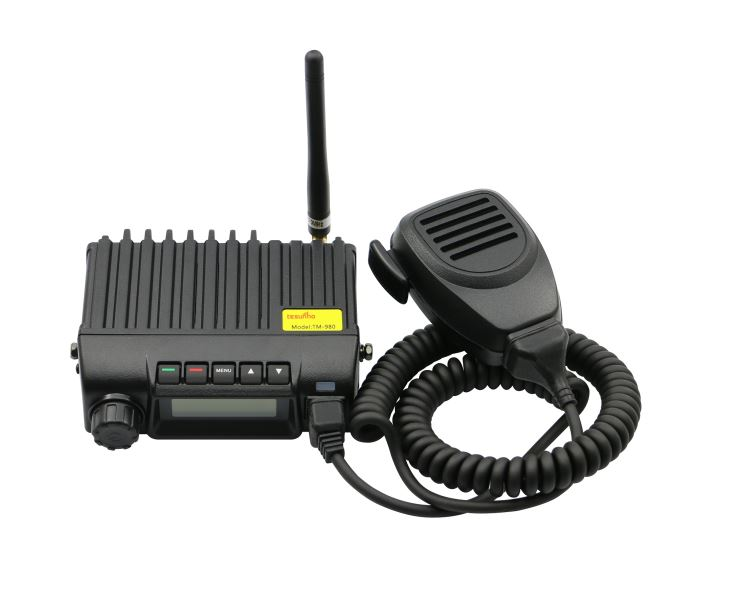 Tesunho TM-980 Taxi, Truck, Bus Mobile Radios for Rentals