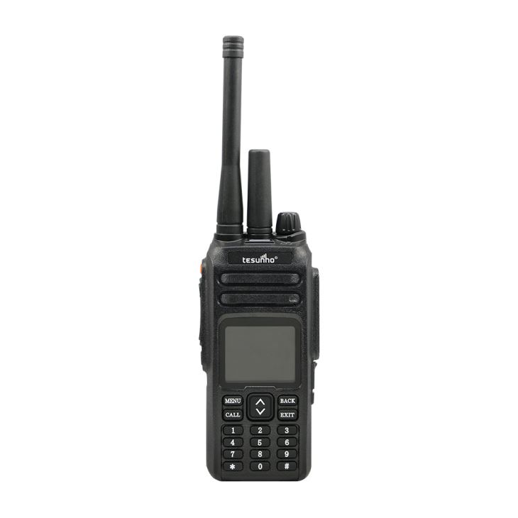 CE Certificated TH-680 Walkie Talkie Compatible With VHF UHF