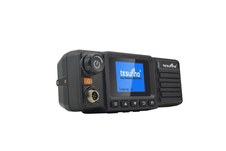 Mobile Radios With GPS APRS