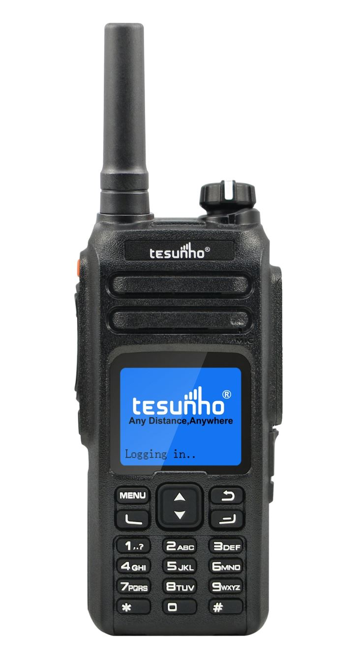 Tesunho TH-681 PoC Network Walkie Talkie For Camping