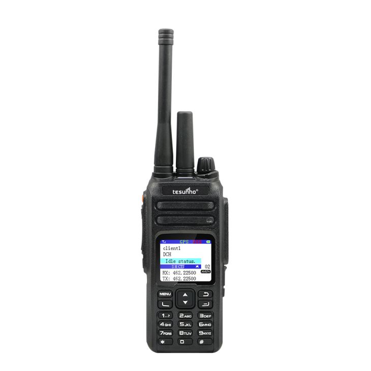 New Launch Dual Mode Two Way Radio WCDMA Transceiver