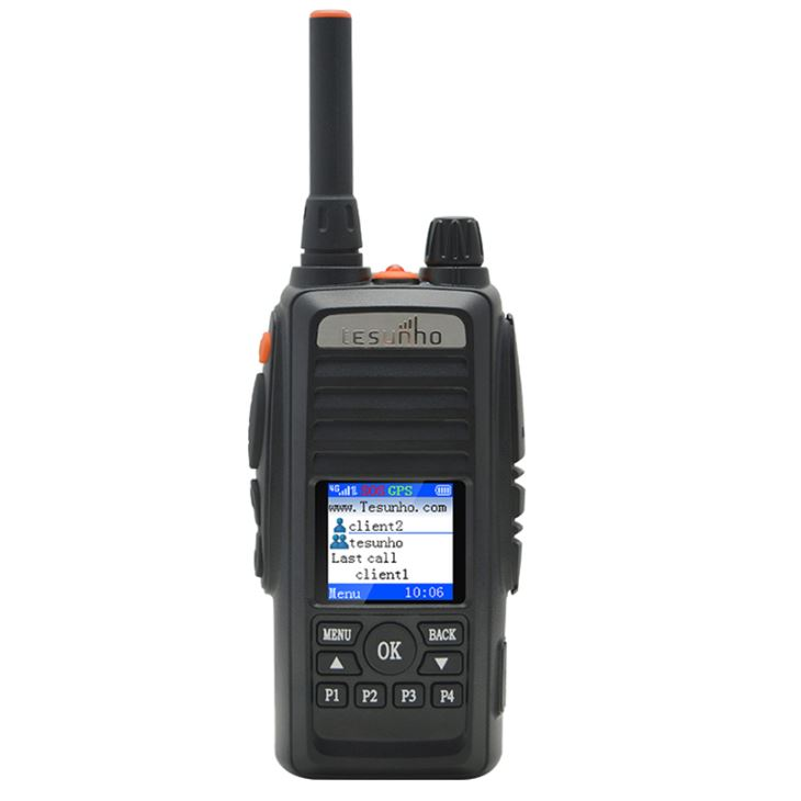 Long Standby Walkie Talkie For Commercial Grade