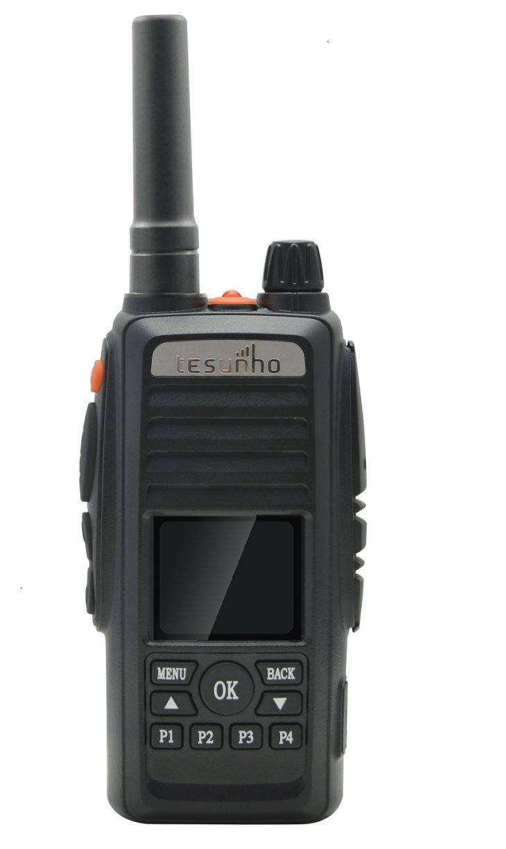 Tesunho TH-388 PTT Wide Area Walkie Talkie For Commercial Grade