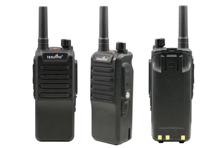 Rugged Walkie Talkie For Construction