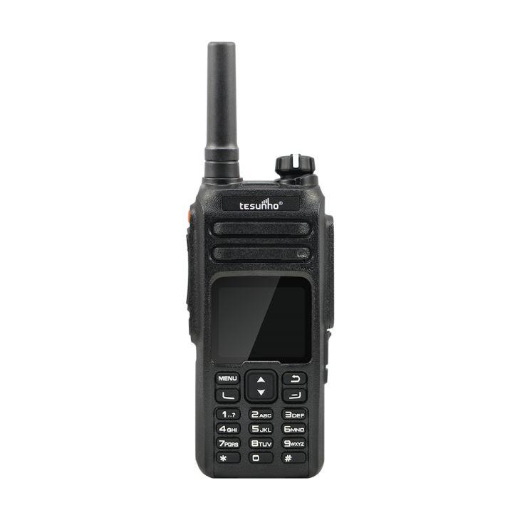 LTE GSM Cellular Walkie Talkie for Hiking