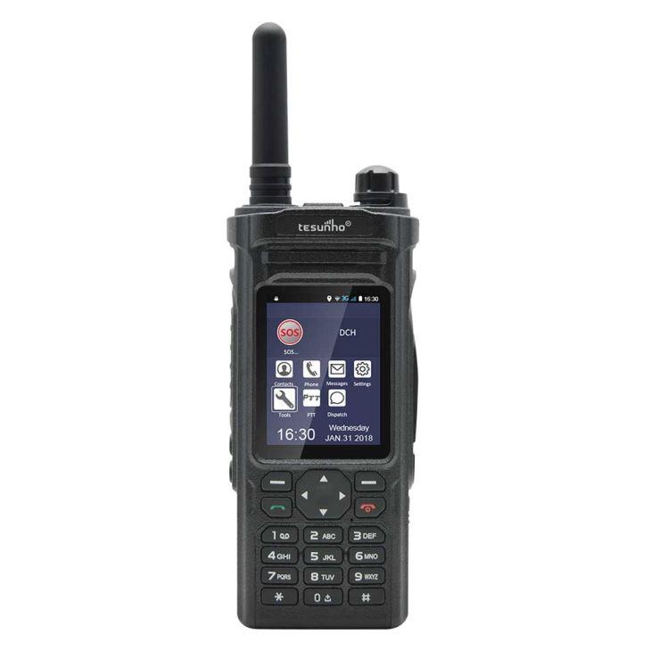 Tesunho TH-588 3g Wifi Two Way Radio With Real Ptt