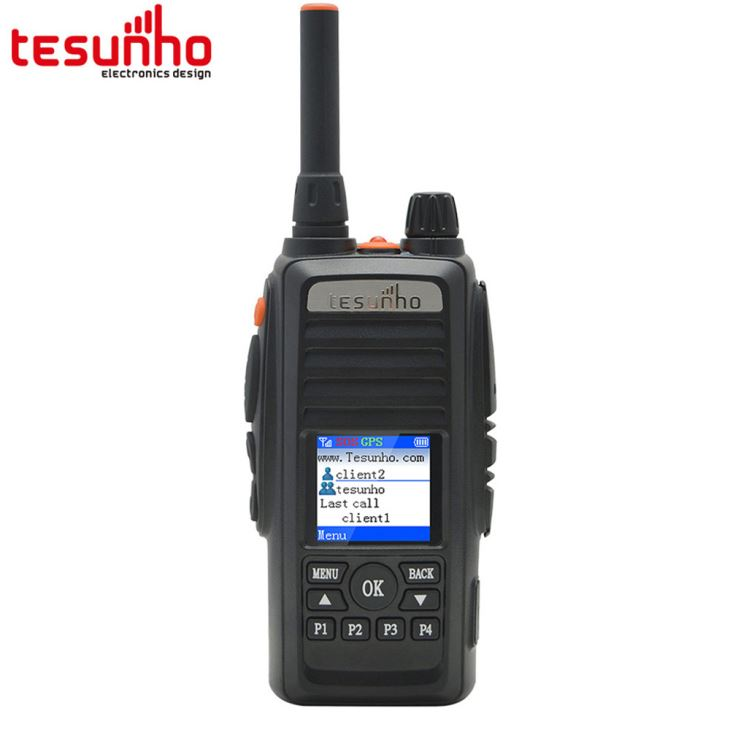 4G Two Way Radio With Recording System