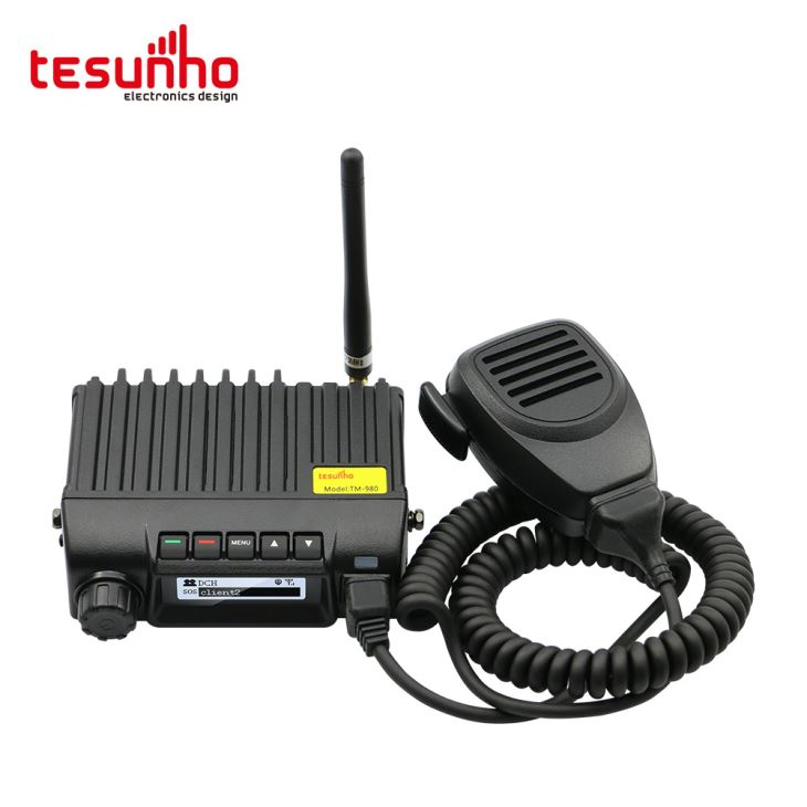 Radio Station Vehicle Real PTT Taxi WCDMA Mobile