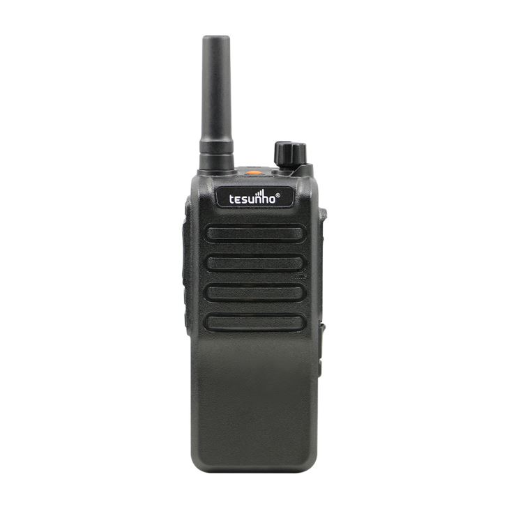 4G Walkie Talkie VOIP For Police