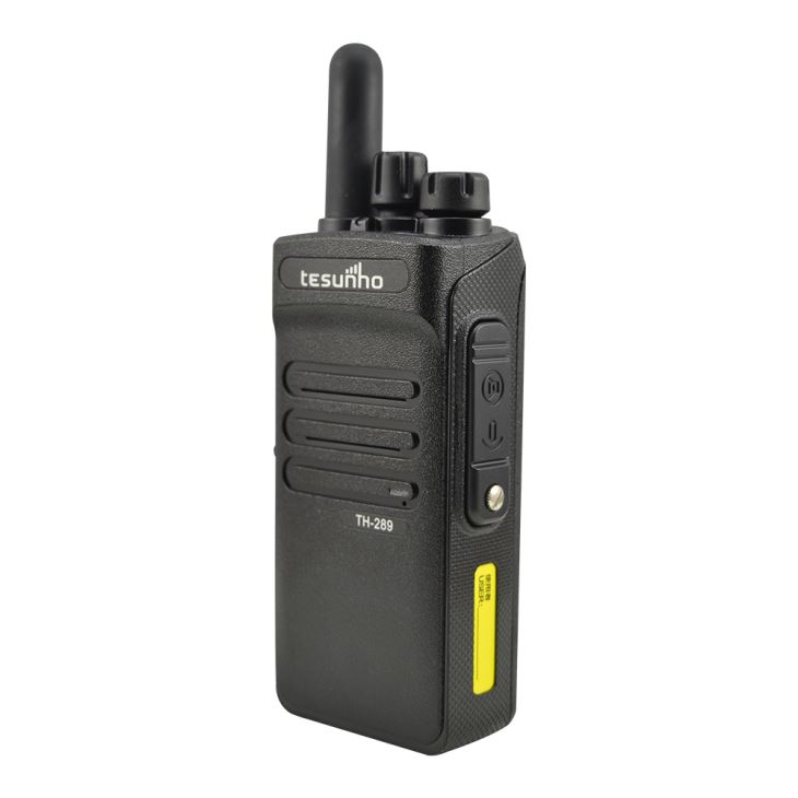 Walkie-talkie Communication for Outdoor with SOS