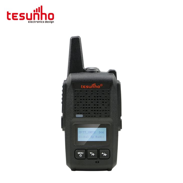 Trunk Walkie Talkie IP GSM GPS WCDMA Mini