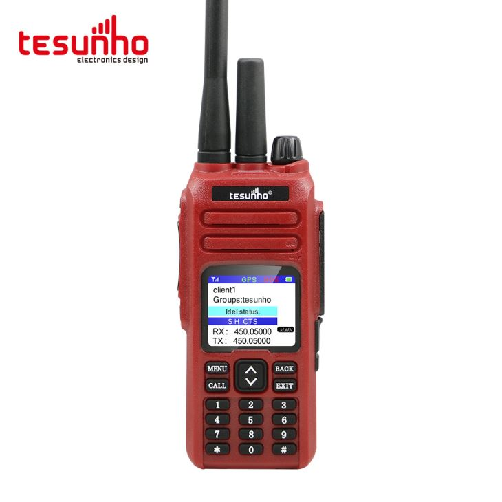 VHF IP Two Way Radio